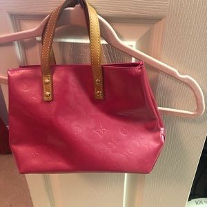 Louis Vuitton Bags - Louis Vuitton Vernis Reade PM Small Tote (Pink)- A